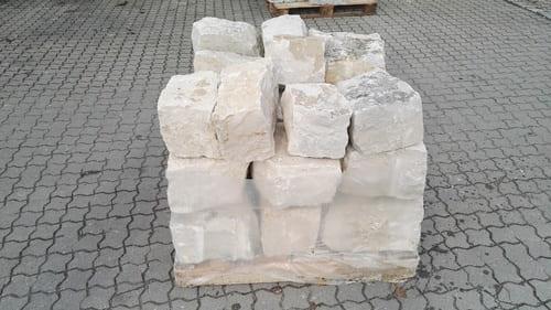 Trockenmauersteine Gartenmauer Quadersteine Böschungssteine Kalkstein Jura Natursteine Eckert Frankenhardt Schwäbisch Hall Crailsheim Gaildorf Ellwangen