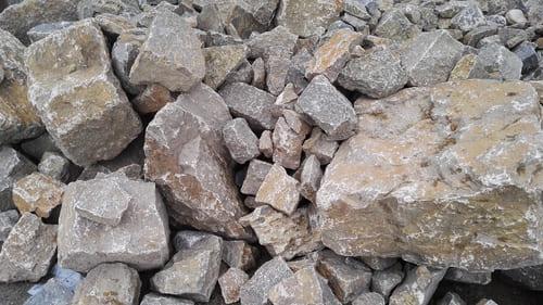 Trockenmauersteine Muschelkalk Wasserbausteine Eckert Natursteine