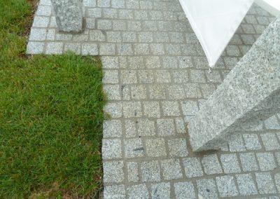 Pflaster Pflastersteine Gartensteine Kleinpflaster Portugal Granit Natursteine Eckert Frankenhardt Gartengestalltung Schwäbisch Hall Crailsheim Gaildorf Ellwangen