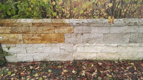 Trockenmauersteine Gartenmauer Rebmauerwerk Systemmauerwerk Travertin Natursteine Eckert Frankenhardt Gartengestalltung Schwäbisch Hall Crailsheim Gaildorf Ellwangen