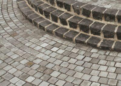 Pflaster Pflastersteine Gartensteine Großpflaster Kleinpflaster Sandstein Natursteine Eckert Frankenhardt Gartengestalltung Schwäbisch Hall Crailsheim Gaildorf Ellwangen